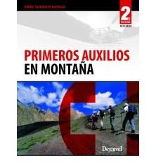PRIMEROS AUXILIOS EN MONTAÑA 2°