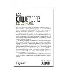 CONQUISTADORES DE LO INUTIL 3°