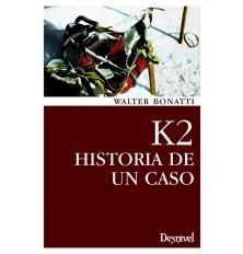 K2 HISTORIA DE UN CASO 2° ED.