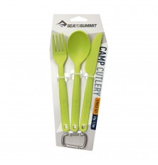 Camp Cutlery Set - 3pc