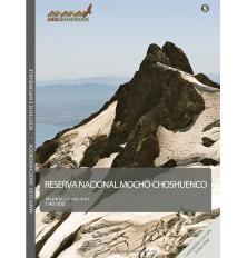 Mapa Guía Reserva Nacional Mocho-Choshuenco