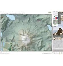 Mapa Guía Reserva Nacional...