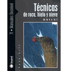 TÉCNICAS DE ROCA, HIELO Y...