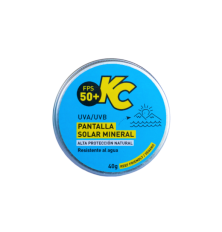 Pantalla Solar Mineral FPS50+
